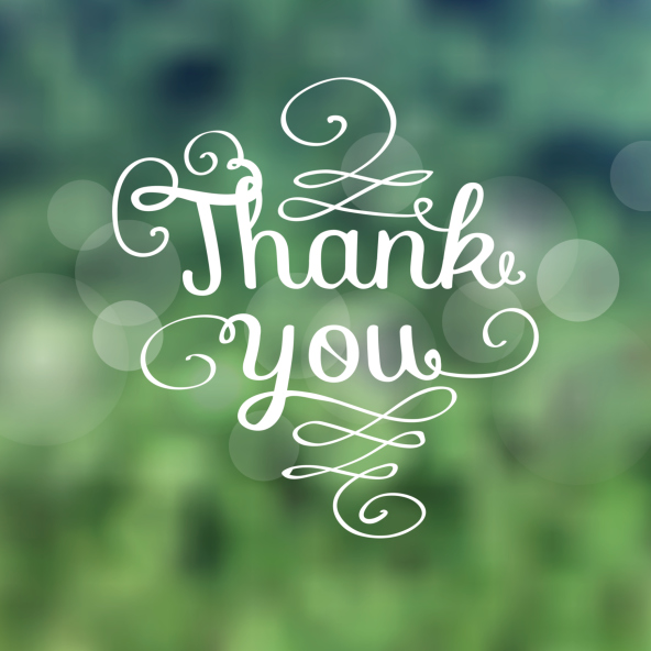 thank you is a powerful action to take with clients green salon